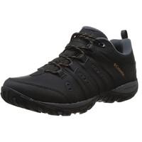 Columbia 哥伦比亚 Columbia woodburn II 防水男式低帮徒步鞋