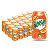 MIRINARA 美年达 橙味 330ml*24罐