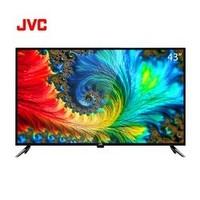 聚划算百亿补贴:JVC 杰伟世 LT-43MCP100 液晶电视 43英寸