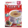 Pigeon 贝亲 牛肉胡萝卜粥 120g
