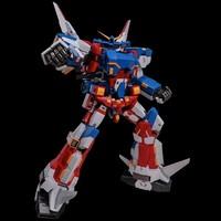 玩模总动员、新品预定:千值练 RIOBOT《超级机器人大战OG》 变形合体 SRX机体
