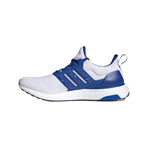 adidas 阿迪达斯 ULTRABOOST DNA 中性跑鞋 GY3006 亮白色/尊贵蓝 42