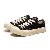 Excelsior 20ES_M6017CV_BK 男女款运动帆布鞋