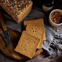 七年五季 黑麦全麦面包 600g *2件