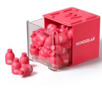 wonderlab 蔓越莓 益生菌 小粉瓶 2g*30瓶 盒装