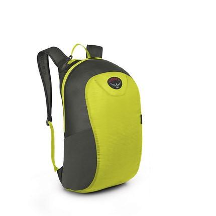 OSPREY 户外系列 UL STUFF PACK 户外登山包 绿色 18L