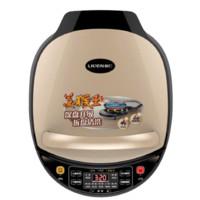 LIVEN 利仁 LR-D3020S 电饼铛 金色