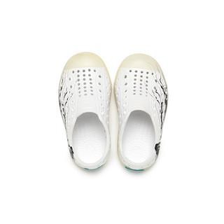 native 11100101 儿童洞洞鞋