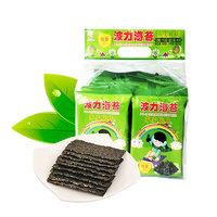 POLI 波力食品 荞麦脆 海苔 12g*10包