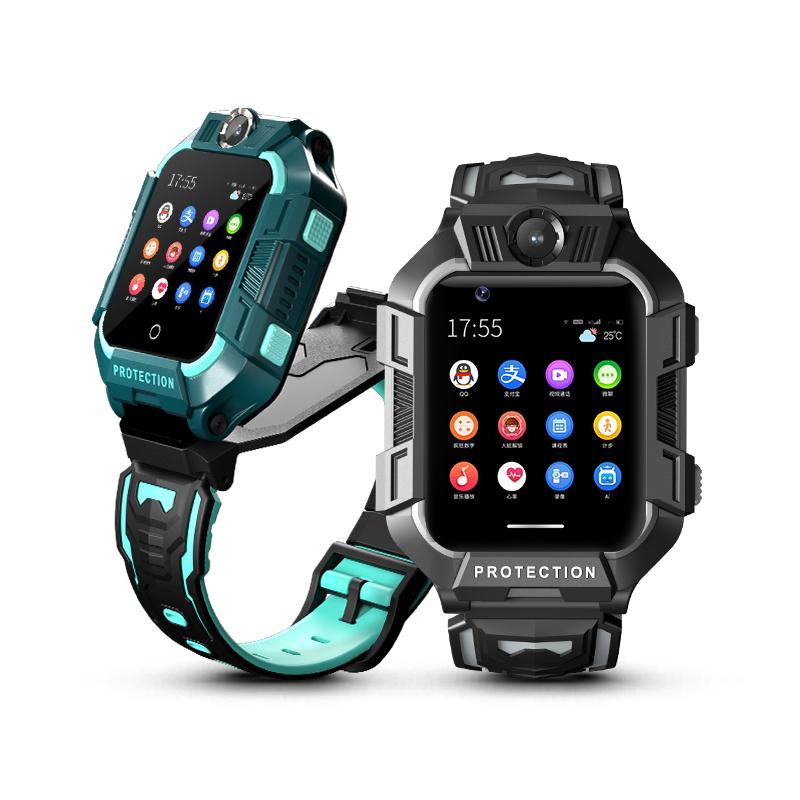 咪咪兔 智能手表 绿色(GPS)