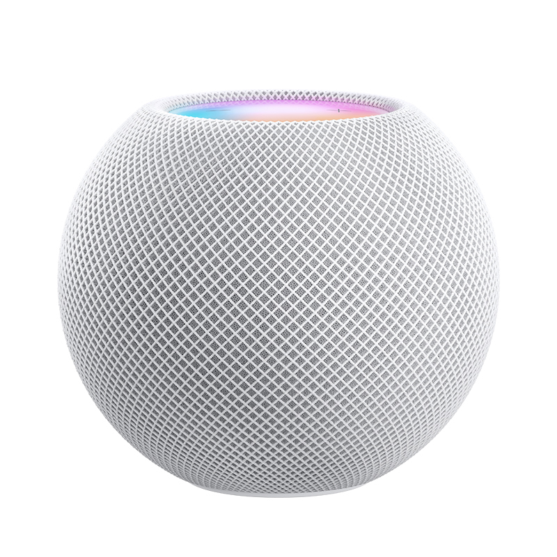 Apple 苹果 HomePod mini 3.0 桌面 蓝牙 音箱 白色