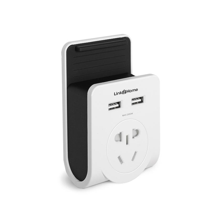 吉屋轻智 EMP601USB-CN USB转换插座