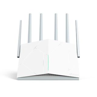 360 安盾系列 V5P 双频2100M 家用路由器 Wi-Fi 5 白色 单个装