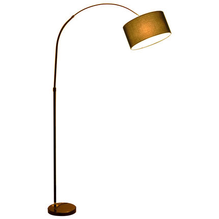 ONEFIRE 萬火 L0011 ins落地燈 155-185cm 12W咖啡色