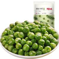 Be&Cheery 百草味 香酥小豌豆 蒜香味 100g