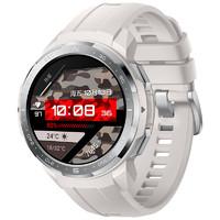 HONOR 榮耀 手表GS Pro 智能手表 4GB 白色(ECG、血氧、GPS)