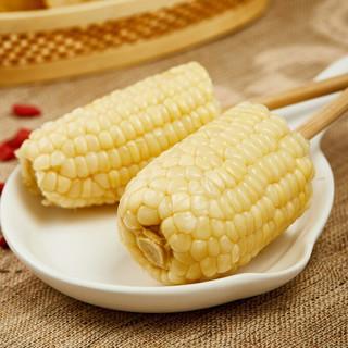 shui guo shu cai 水果蔬菜 白糯甜玉米 4支 220g