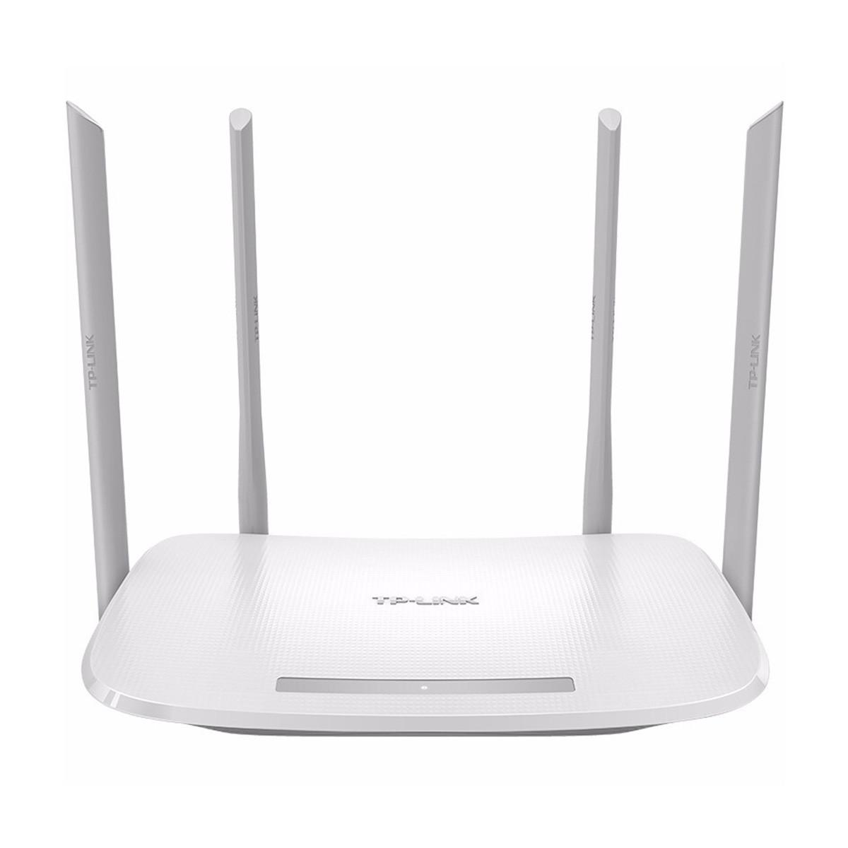 TP-LINK 普联 TL-WDR5620易展版 双频1200M 家用路由器 Wi-Fi 5 白色 单个装