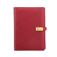 自生草 充電筆記本套裝 紅色 單本 zmfb30