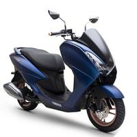 YAMAHA 雅马哈 JYM125T-3 摩托车整车 极静蓝