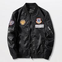 U.S. POLO ASSN. 美国马球协会 JK1137890601 男士飞行夹克