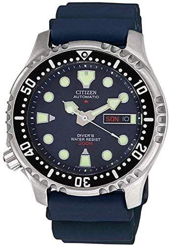 Citizen 西铁城男士手表 自动机械Promaster Sea NY0040-17LE