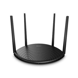 TP-LINK 普联 TP5660B 双频1200M家用路由器 Wi-Fi 5 黑色 单个装