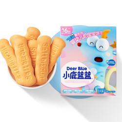 小鹿蓝蓝  婴幼儿磨牙饼干 65g