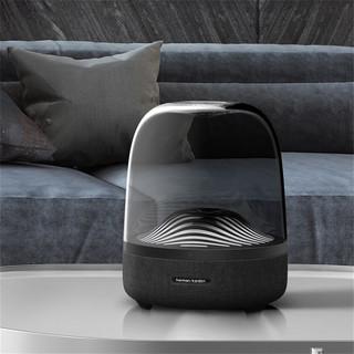 Harman Kardon 哈曼卡顿 Aura Studio 3 360度立体声 桌面 蓝牙音箱 黑色