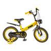 Huizhi 荟智 HB1401 儿童自行车 14寸  战警黄