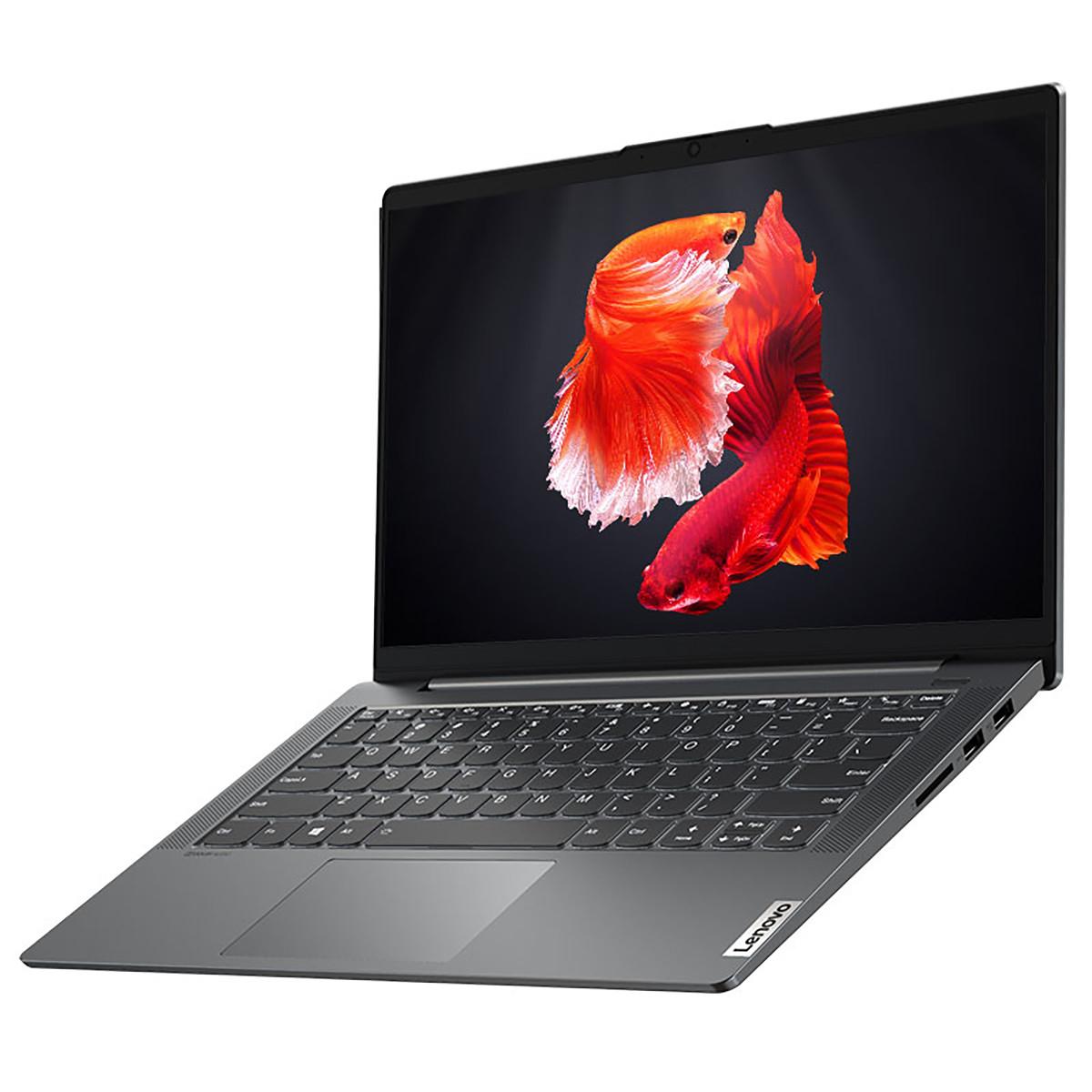 Lenovo 联想 小新Air14 2020 锐龙版 14英寸 笔记本电脑 灰色(锐龙R5-4600U、核芯显卡、8GB、512GB SSD、1080P、60Hz)
