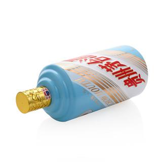 MOUTAI 茅台 生肖系列 生肖纪念酒 庚子鼠年 53%vol 酱香型白酒 1500ml 单瓶装