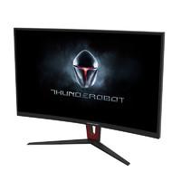 ThundeRobot 雷神 TR-C32H144 31.5英寸 VA 曲面 顯示器(2560×1440、144Hz、99%sRGB)