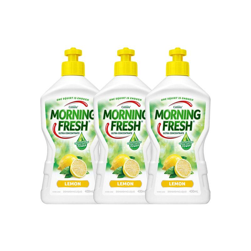 MORNING FRESH 洗洁精 柠檬味 400ml