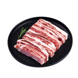 西鲜记 盐池滩羊 180天羔羊排500g/去骨腿肉500g*2份+180天羔羊肉卷300g(可选) +凑单品