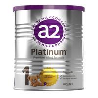 a2 艾尔 白金版 婴儿配方奶粉 1段 400g+凑单品