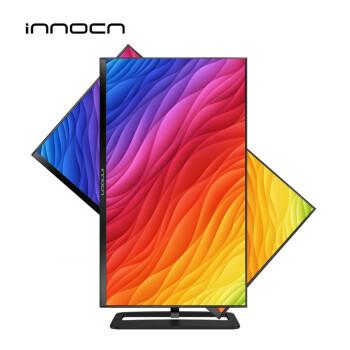 Innocn 联合创新 M1U 27英寸 IPS 曲面 显示器(3840×2160、60Hz、96% Adobe RGB、HDR400、Type-C 90W)