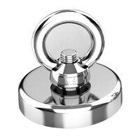 吊环圆形打捞磁铁 20mm