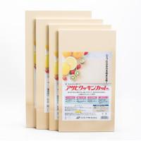 京东PLUS会员:Asahi 朝日 家用厨房砧板 42cm*25cm*1.4cm