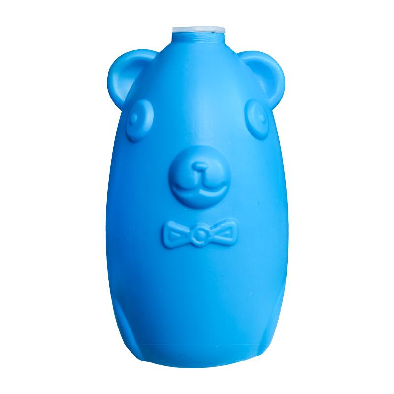 翼盟 蓝泡泡洁厕宝凝胶去异味家用马桶清洁剂清香型厕所除臭洁厕块