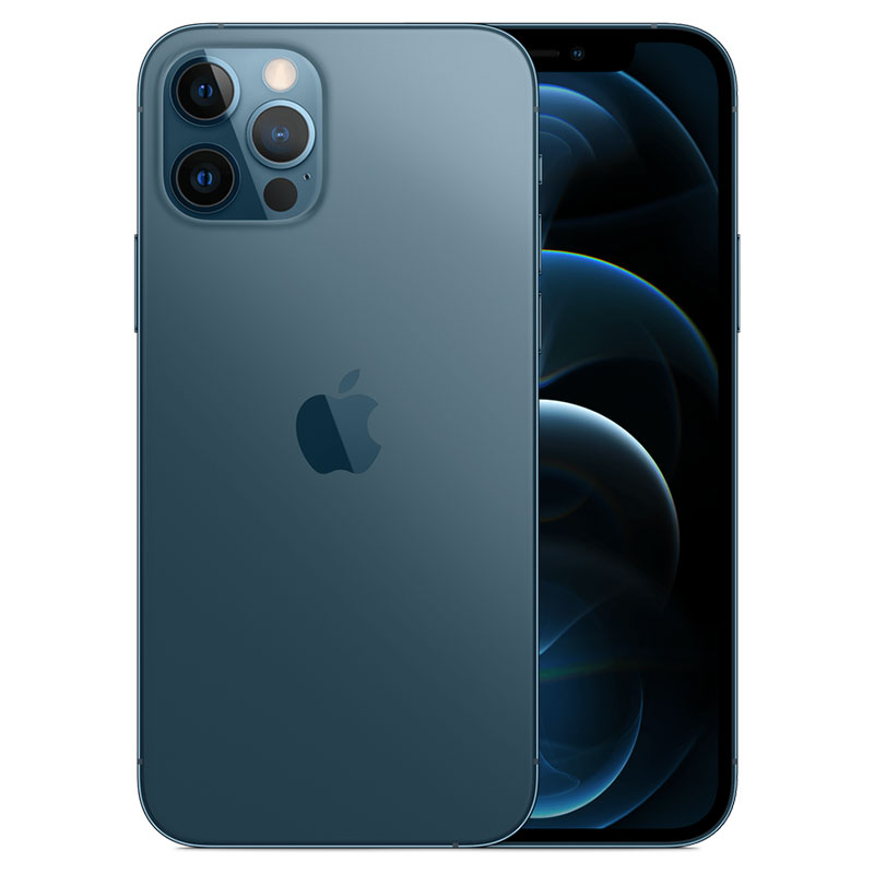 Apple 苹果 iPhone 12 Pro 5G手机 128GB 海蓝色