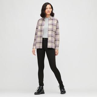 UNIQLO 优衣库 女士长袖衬衫 432606