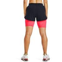 安德玛官方UA RUSH Run Upstream Camo女子跑步运动短裤1355224