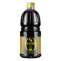 千禾 醬油 御藏本釀180天釀造 特級生抽1.28L  不使用添加劑