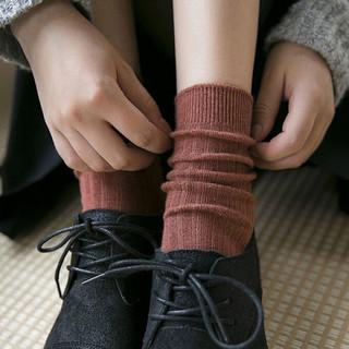 OMGB 女士中筒袜套装 10双装