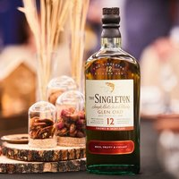 蘇格登(Singleton)洋酒 雪莉版12年 蘇格蘭進口單一麥芽威士忌700ml *2件