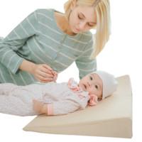 alanber 阿兰贝尔 婴儿防吐奶斜坡垫 12度加大彩棉