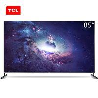 TCL 85英寸4K高清智能全面屏智能網絡平板液晶電視機85Q6