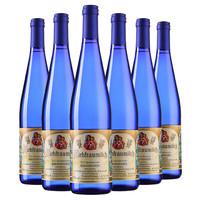 凱斯勒 圣母之乳 半甜白葡萄酒 750ml*6瓶 整箱裝 德國原瓶進口