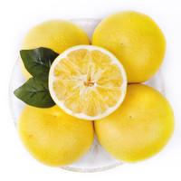 葡萄柚 西柚子 精選4粒裝  單果350g以上 新生鮮水果